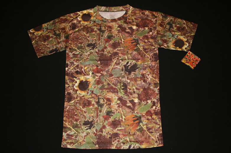 Sunflower Camo